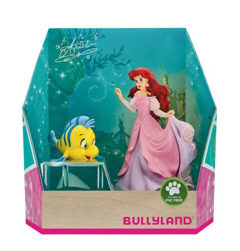 Bullyland Disney Arielle die Meerjungfrau Fabius Fisch Geschenkset 13437 NEU