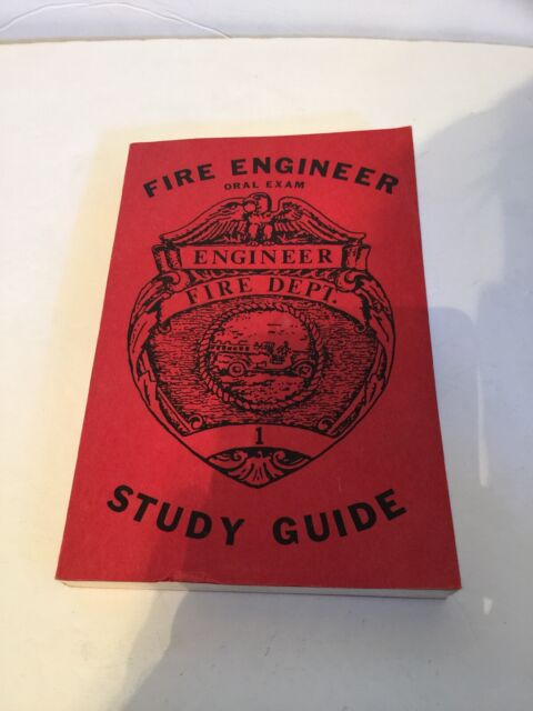Fire Engineer Oral Exam Study Guide by Couvillon, Arhtur R.