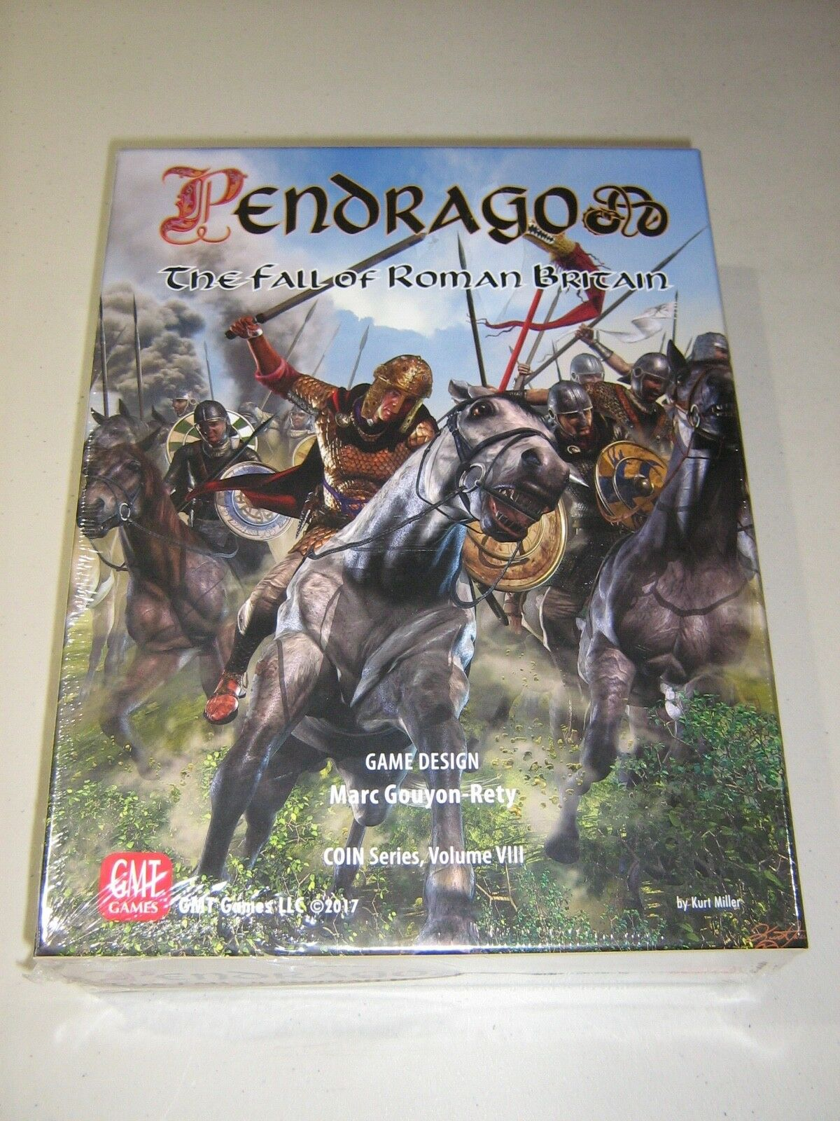 Pendragon  The Fall of Roman Britain (New)