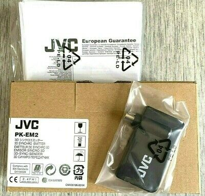 JVC Victor home theater projector 3D synchronous emitter PK-EM2 JAPAN OFFICIAL