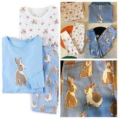 New Carter/'s Cookies Pajama Set Girls Snug Fit many sizes Gray
