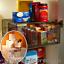 Cabinet Organizer Shelf Pull-Out Basket Kitchen Bathroom Laundry Pantry Storage
