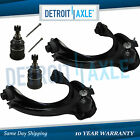Brand New 4pc Upper Control Arms + Ball Joints for Honda Accord and TSX