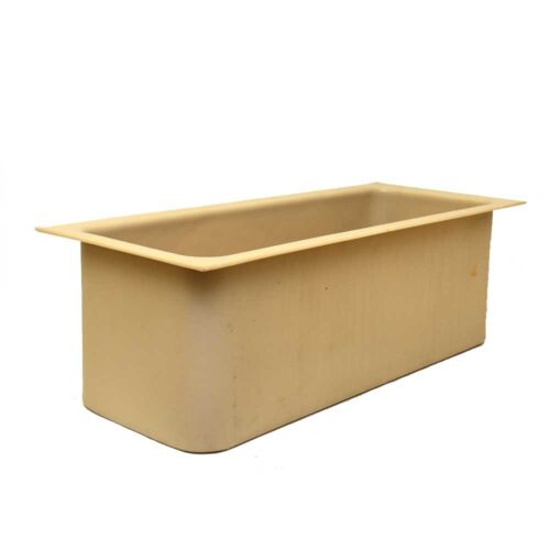Boat Livewell8 Gallons 26 3//4 x 9 1//2 Inch Beige