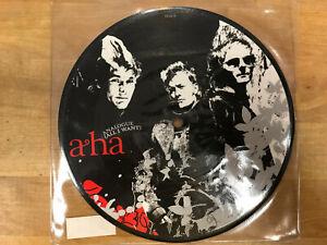 "A-HA Analogue Picture 7"" Single VINYL Ltd. Edition RAR NEW"