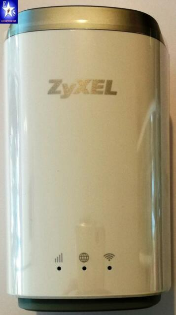 ZyXEL LTE4506 Modem Router Wi-Fi 4G Bianco Nuovo Garanzia Ufficiale 24 Mesi