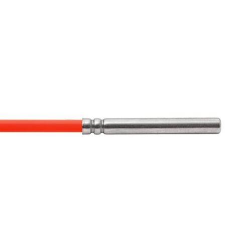 NTC 5k 2 metros de tubería de silicona hasta 200 ° C de memoria de cable sonda termosensor