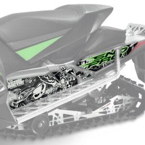 Arctic-Cat-Team-Green-Chaos-Tunnel-Graphics-Decal-Wrap-2012-2018-ZR-F-XF-M