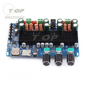 TPA3116-2x50W-100W-2-1-Channel-Bluetooth-Digital-Subwoofer-Power-Amplifier-Board