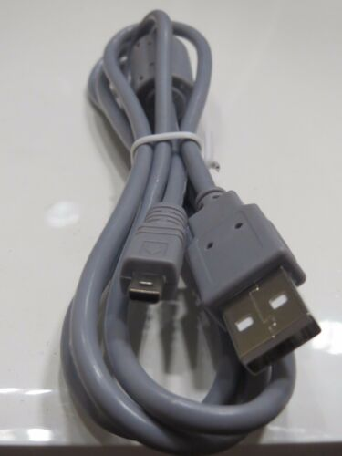 SAMSUNG DIGIMAX ES15 ES17 CAMERA REPLACEMENT USB DATA SYNC CABLE LEAD