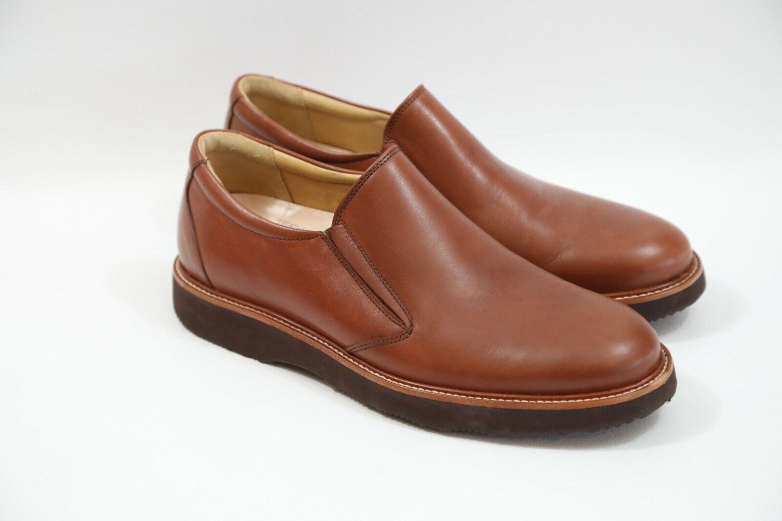 298 Samuel Hubbard Frequent Traveler Slip-On zapatos Talla 8 M