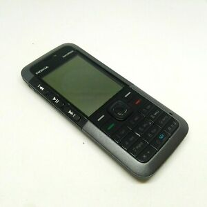 Nokia-XpressMusic-5310-Black-Unlocked-Triband-Mobile-Phone-Top-Condition