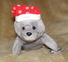 Coca Cola Plush Bean Bag Christmas Seal Cute Holiday Collectible Decorative
