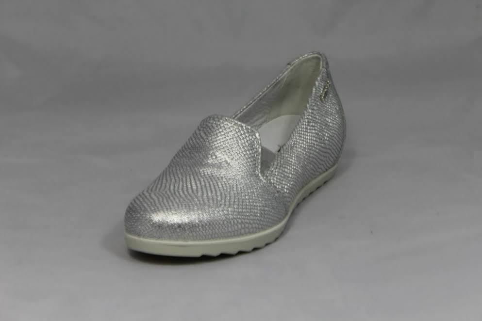 SCARPE DONNA ENVAL SOFT MOCASSINI ZEPPA INTERNA PELLE 79181/00 79181/00 79181/00 MADE IN ITALY 40 2148a3