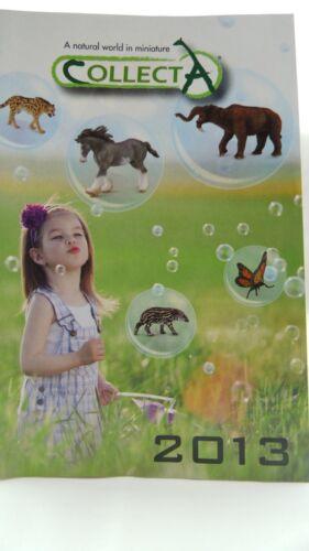 Meeres Wild Tiere Figuren  Sp 164 COLLECTA Hefte Bücher Werbeheft Haus