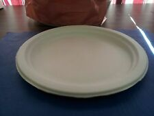 (225) PREMIUM PAPER PLATES 8 3/4\  WHITE CHINET HEAVY DUTY MICROWAVABLE & Chinet Paper Lunch Plates 8 3/4\