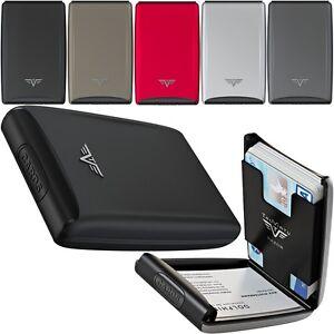 aae49b103746 Tru Virtu soie aluminium étui pour cartes de crédit Porte-cartes ...