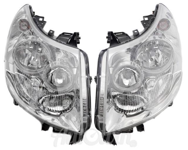 FIAT Ducato 2011 Halogen Headlight Front Lamp RIGHT