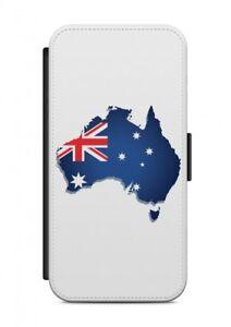 iPhone-Australia-Sydney-3-FUNDA-FLIP-Cubierta-de-la-caja-de-sobres-Proteccion