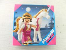 Playmobil Special Unicornio con la princesa 4645 de 2006 nuevo & OVP