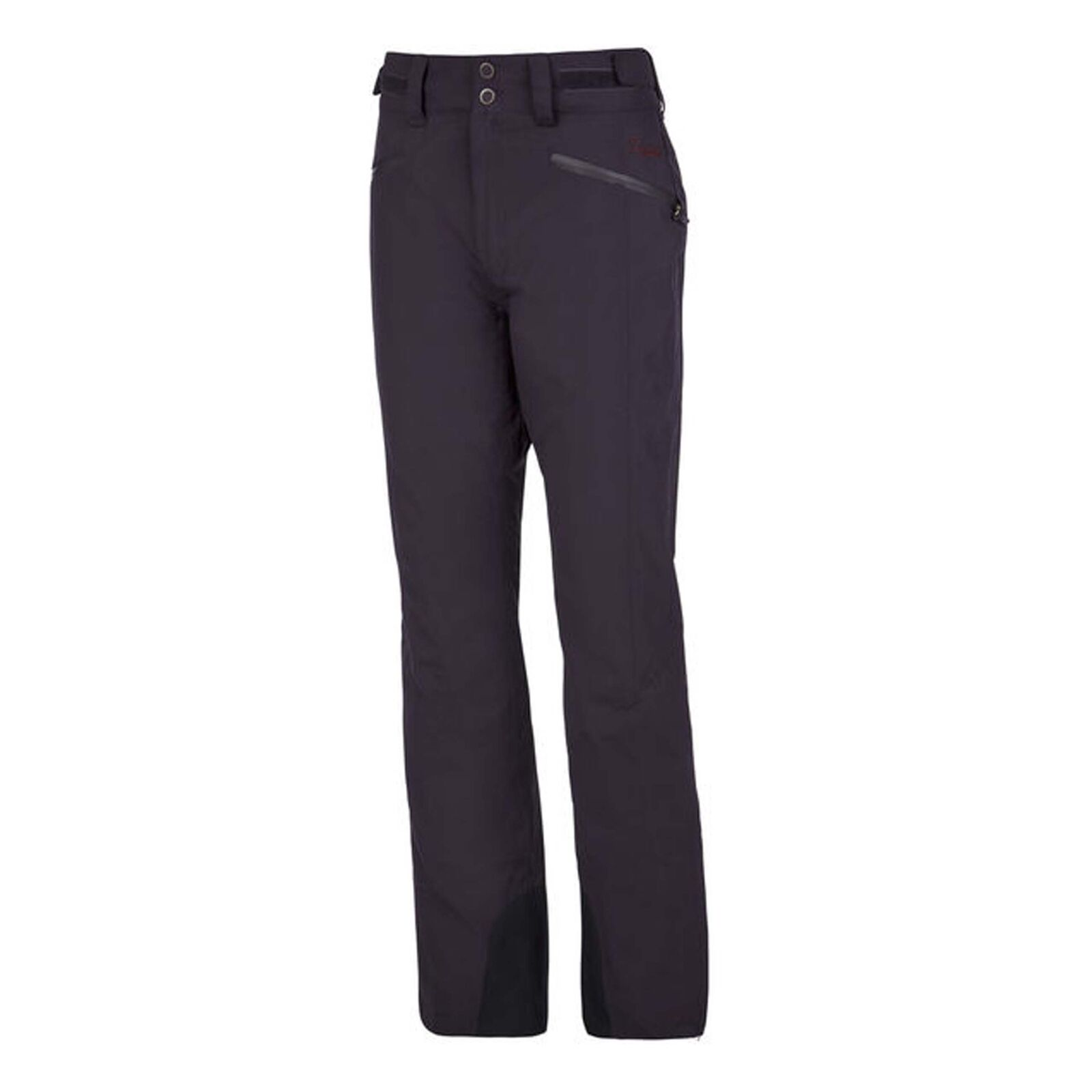 Predest Womens Kensington Ski Snowboard Snow Pants Dark Lava