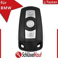 BMW Autoschlüssel 3 Tasten Gehäuse Rohling HU92 Ersatz Fernbedienung E60 E61 Neu