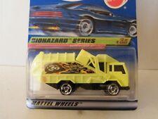 1:64 Hot Wheels 1998 Biohazard Series Recycling Truck #3 of 4 Die Cast Truck