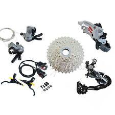 SHIMANO Alivio 3x9 Speed Hydraulic Brake Groupset Kit 5 piece