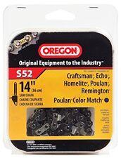 Oregon 14 Inch Chain Saw Fits Husqvarna Echo Homelite Poulan Remington S52