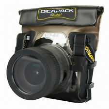DICAPac WP-S5 Underwater Housing Case for SLR DSLR Cameras WATERPROOF