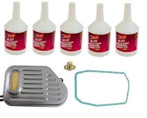 For Bmw E39 E46 E85 320i Auto Trans Service Kit Fluids Fluid Screen