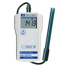 Milwaukee MW301 EC Conductivity Portable Meter/Tester/SM301, 0 –1990 µ ( MW301 )