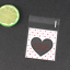 100X-Self-Adhesive-Heart-Plastic-Cookie-Candy-Package-Cellophane-Gift-Bags-New thumbnail 8
