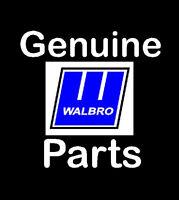Walbro K13-WYL K20-WYL Troy Bilt for WYL Carburetor Carb Rebuild Repair Kit OEM Garden