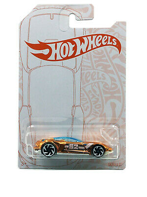 Hot Wheels 52nd Anniversary Diecast set with Chase car Toys ...