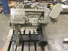 Wellsaw Model 58b Horizontal Metal Cutting Band Saw 12 Hp 115v 510mk