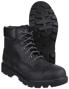 Amblers Safety Boots Mens FS128 Dealer Chelsea Steel Toe Cap Industrial UK3-15