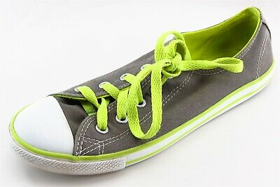 Converse All Star Fashion Sneakers Gray Fabric Women6Medium (B, M) | eBay