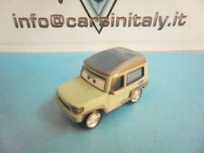 Miles Axlerod (segmented)Cars 2 Disney Serie 2013 mod sfuso nuovo Mattel sc.1-55