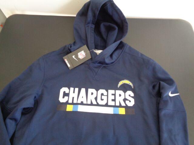 quality design b2adf 57dd5 Los Angeles Chargers Therma-fit Nike Youth XL Hoodie Sweatshirt NFL FREESHIP