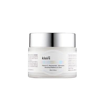 KLAIRS Freshly Juiced Vitamin E Mask 90ml / brightening vitamin E hydration