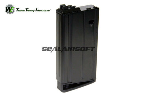 WE 31rds Airsoft Toy Gas Magazine For WE SCAR-H Series GBB Black WE-MAG-066