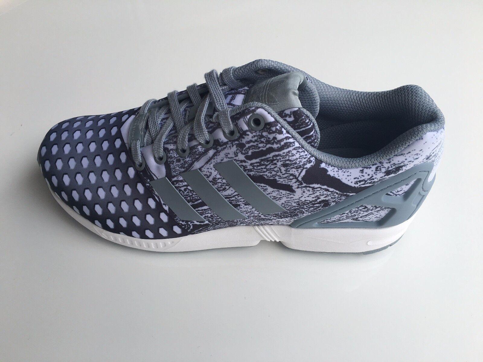 adc0d8408 Originals ZX Flux BB1834 LGTGRE Men s Size 8.5 FTWWHT Adidas ...