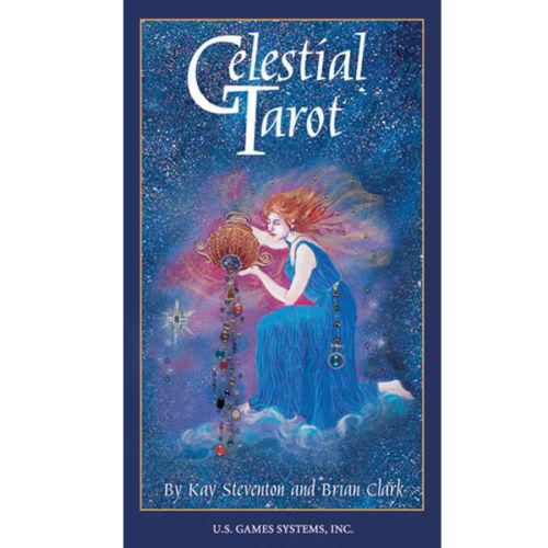 CELESTIAL TAROT DECK KARTEN MYSTIC COSMIC ESOTERIC TELLING ASTROLOGY US GAMESNEU