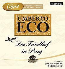 Der-Friedhof-in-Prag-von-Eco-Umberto-Buch-Zustand-gut
