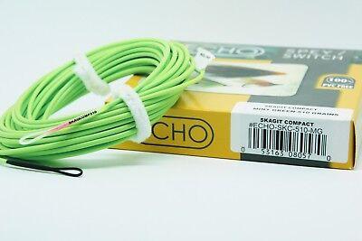 Echo Skagit Compact Line 420 Grains/mosche Corda/lenza-