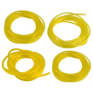 Yellow-Plastic-Tygon-Petrol-Fuel-Line-Hose-4-Sizes-Yellow-Tubing-Gas-Line