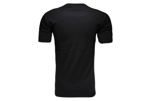 Canterbury Mens CCC Logo Rugby T-Shirt Top Tee Sports Training Workout