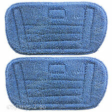 2 x MORPHY RICHARDS Steam Cleaner Mop Pads Cloths Floor Covers 70465 720501