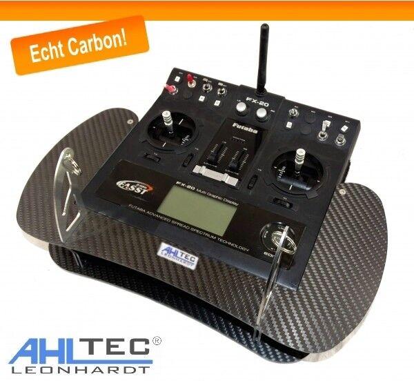 Senderpult ahltec-Futaba fx20 fx30 fx32 fx36 transmisor en de carbono real fibra